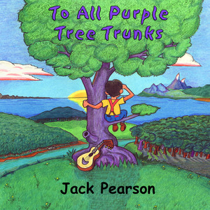 To All Purple Tree Trunks
