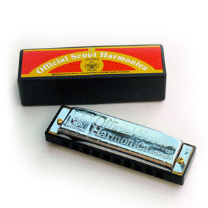 Hohner Harmonica - key of C